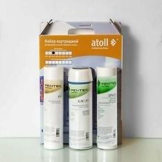 Комплект картриджей Atoll 202 STD